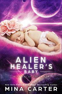 Book Cover: Alien Healers baby (Slice of life story)