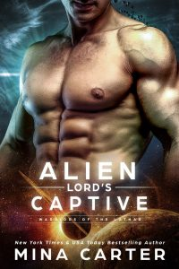 Book Cover: Alien Lord's Captive
