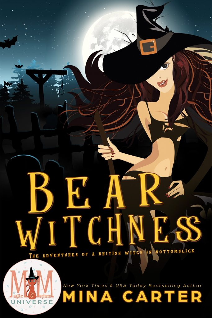 Book Cover: Bear Witchness