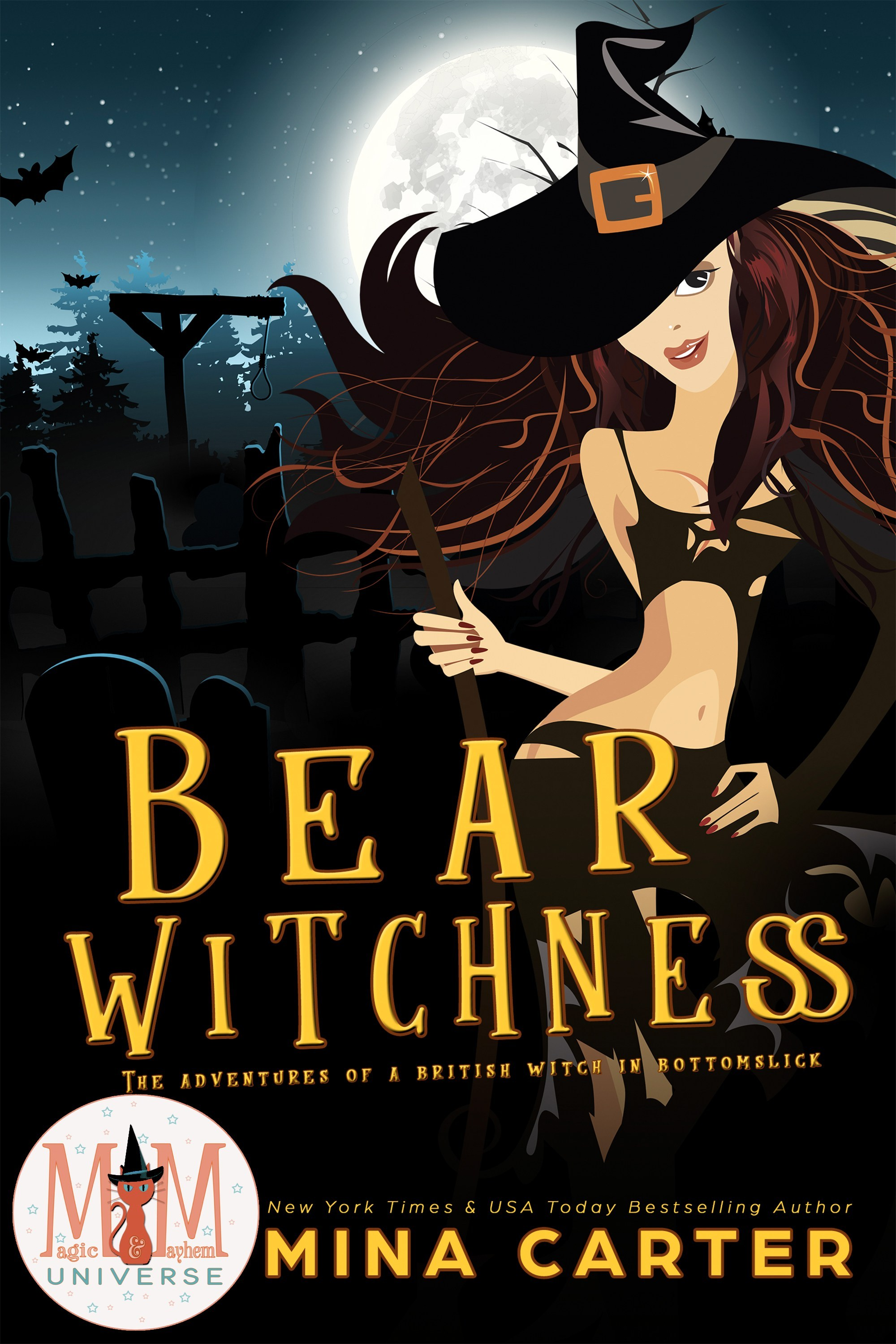 Additional Images: Bear Witchness