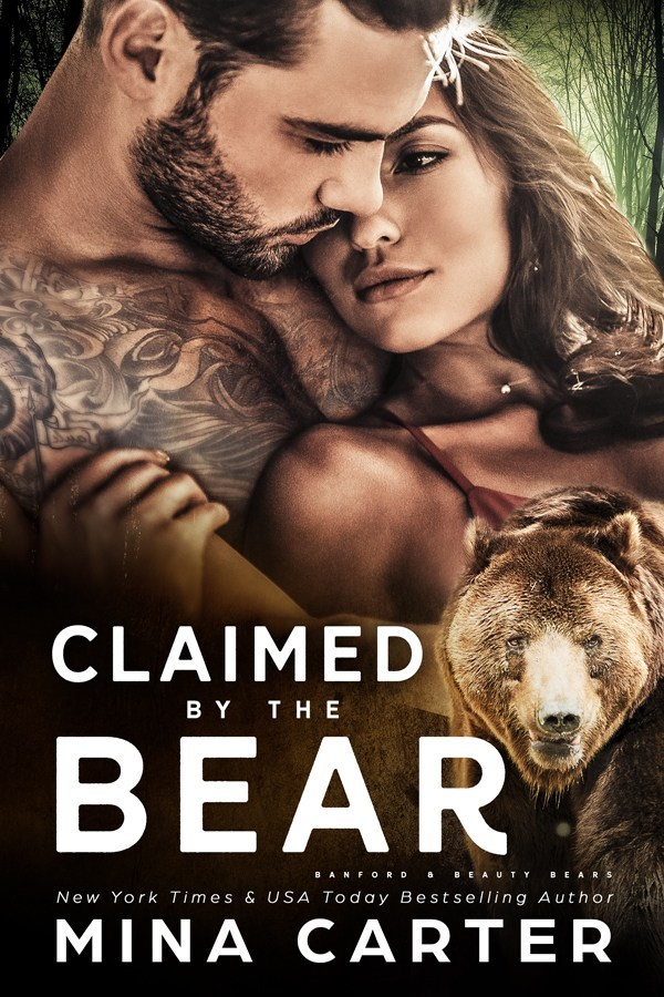 Book Cover: Claimed by the Bear