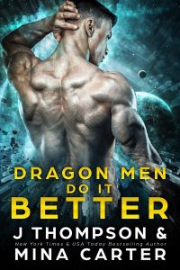 Book Cover: Dragon Men do it Better