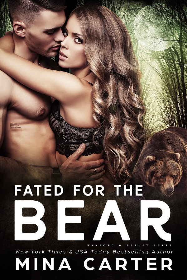Book Cover: Fated for the Bear