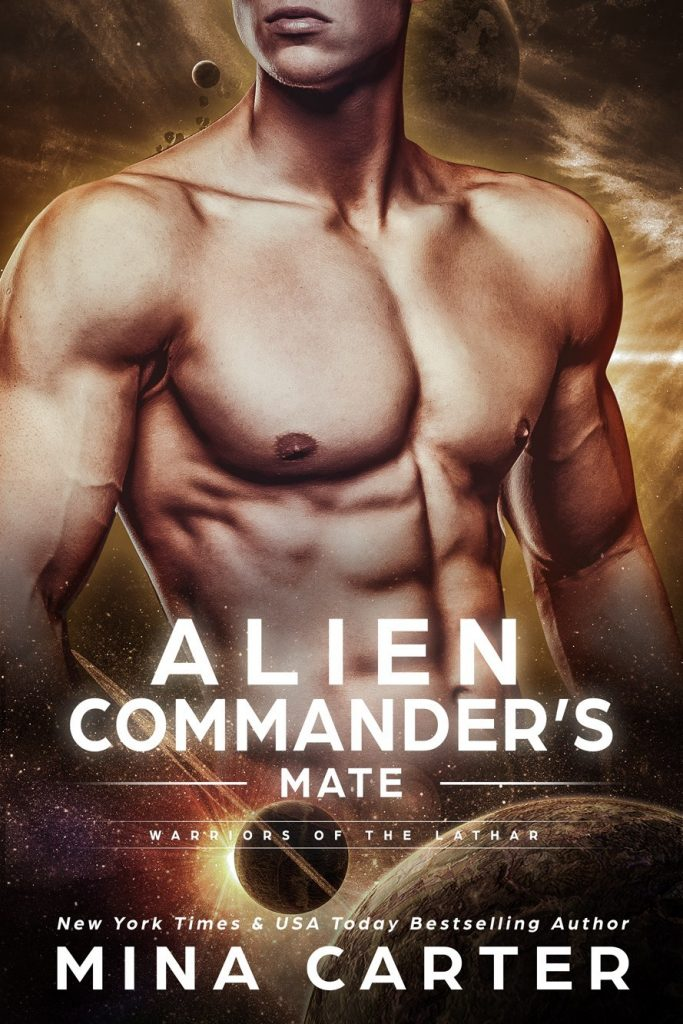 Book Cover: Alien Commander's Mate