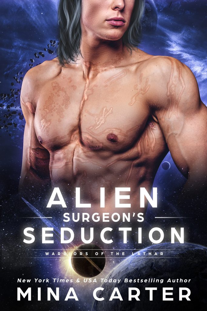Book Cover: Alien Surgeon's Seduction
