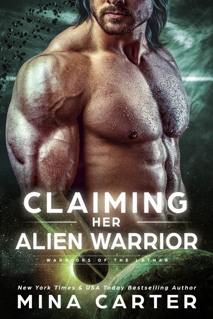 Book Cover: Claiming Her Alien Warrior