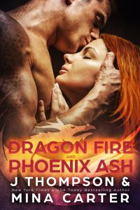 Book Cover: Dragon Fire and Phoenix Ash