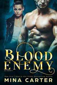 Book Cover: Blood Enemy