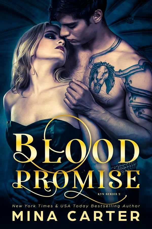 Book Cover: Blood Promise