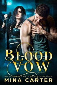 Book Cover: Blood Vow