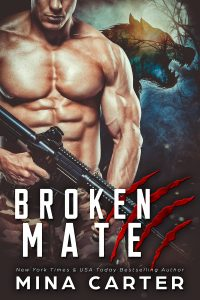 Book Cover: Broken Mate