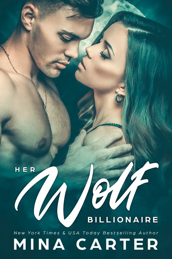 Book Cover: Her Wolf Billionaire