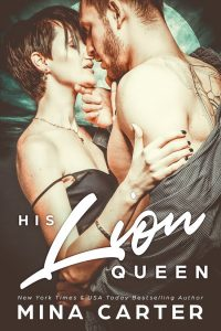 Book Cover: His Lion Queen