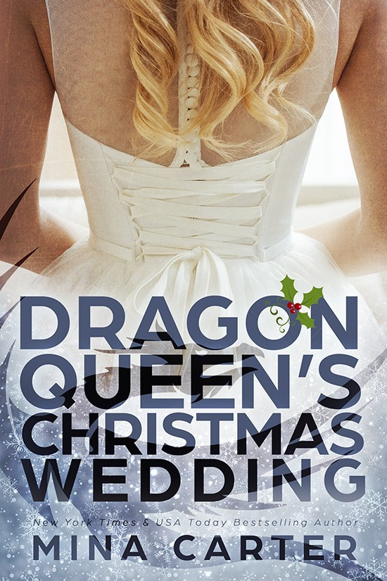 Book Cover: Dragon Queen's Christmas Wedding