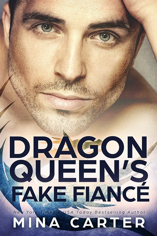 Book Cover: The Dragon Queen's Fake Fiancé