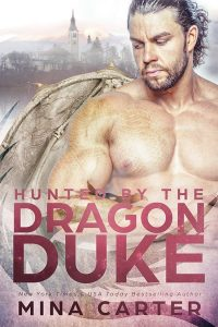 Book Cover: Hunted by the Dragon Duke