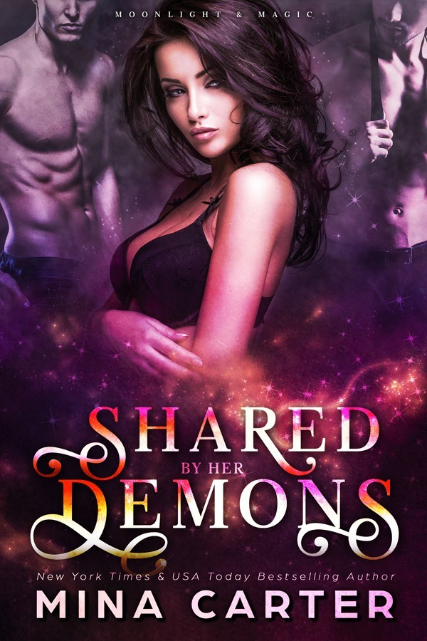Book Cover: Shared by her Demons