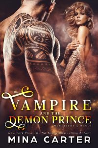 Book Cover: The Vampire and the Demon Prince