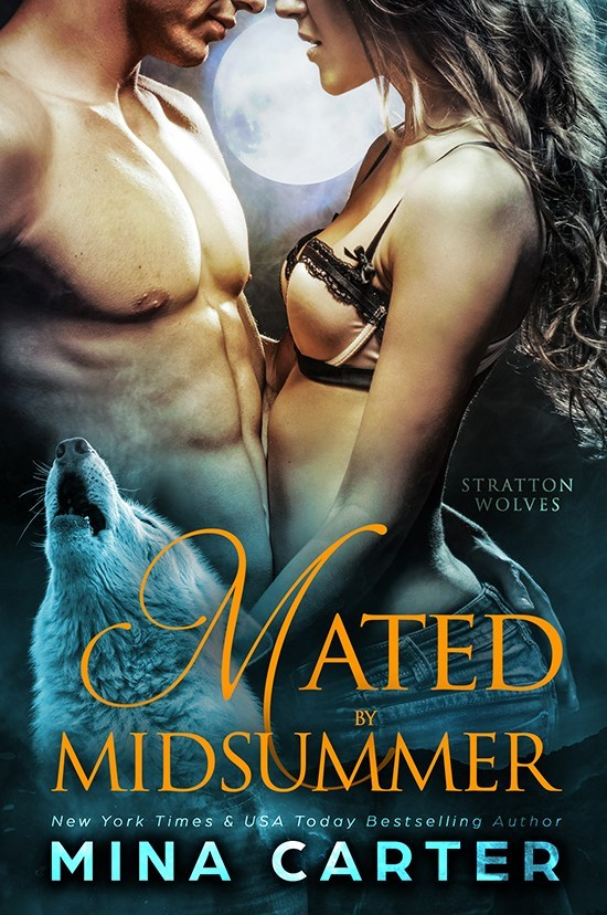 Book Cover: Mated by Midsummer