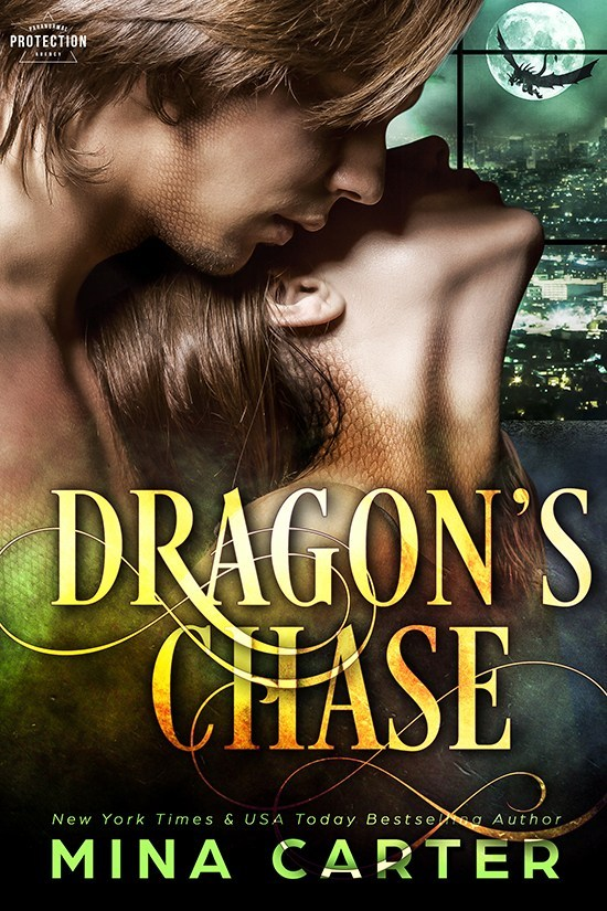 Book Cover: Dragon's Chase