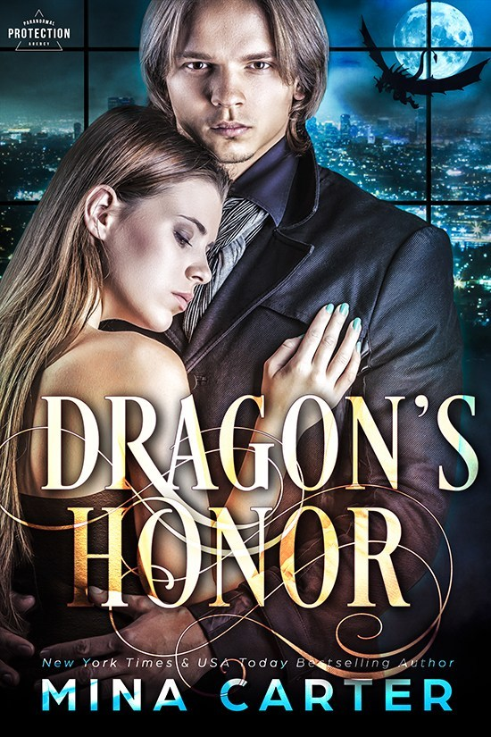 Book Cover: Dragon's Honor