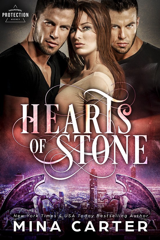 Book Cover: Hearts of Stone