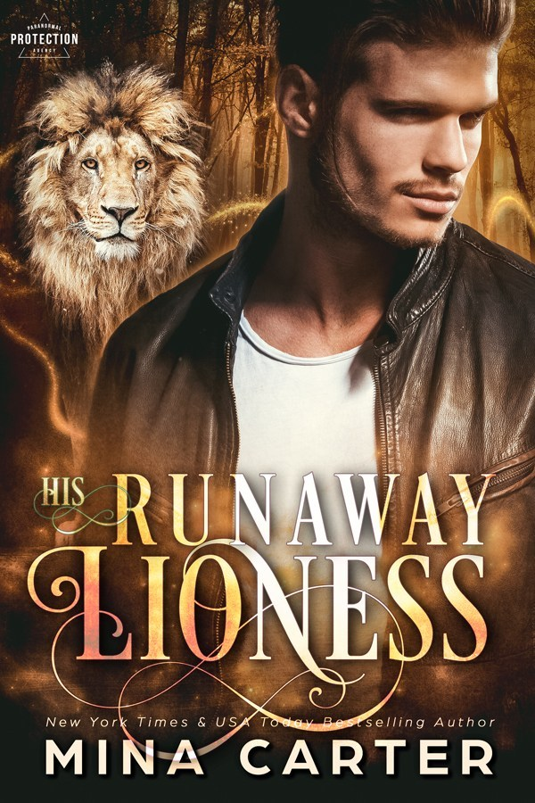Book Cover: His Runaway Lioness