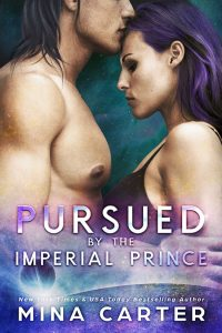 Book Cover: Pursued by the Imperial Prince