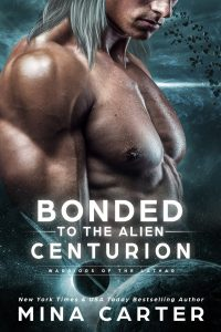 Book Cover: Bonded to the Alien Centurion