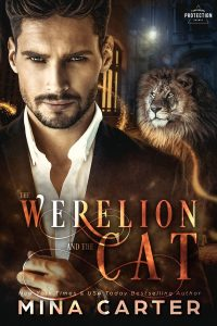 Book Cover: The Werelion and the Cat