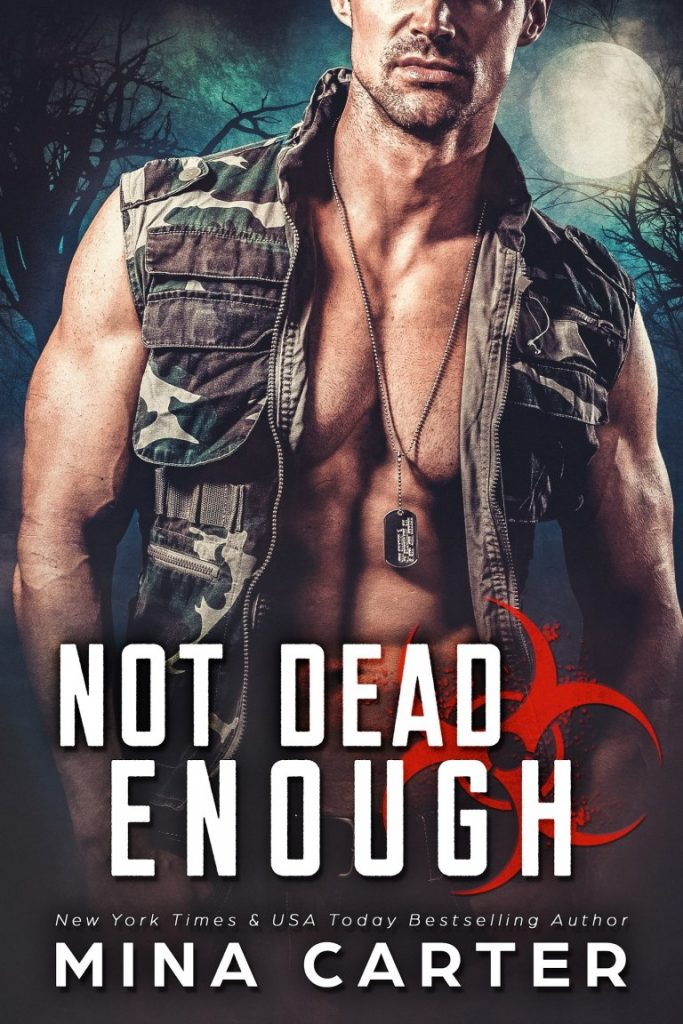 Book Cover: Not Dead Enough