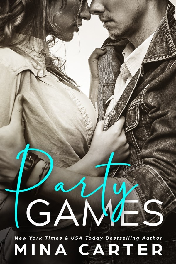 Book Cover: Party Games
