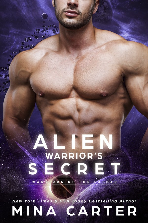 Book Cover: Alien Warrior's Secret