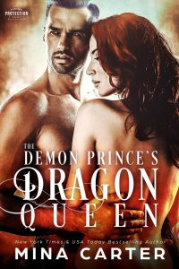 Book Cover: The Demon Prince's Dragon Queen