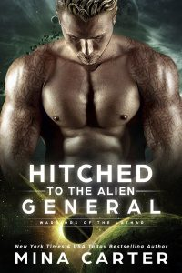 Book Cover: Hitched to the Alien General