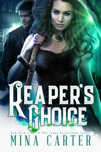 Book Cover: Reaper's Choice