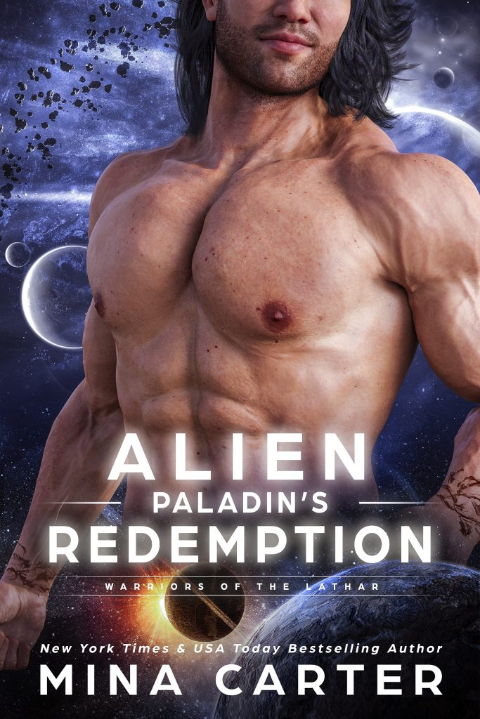 Book Cover: Alien Paladin's Redemption