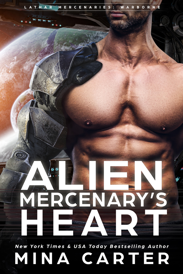 Book Cover: Alien Mercenary's Heart