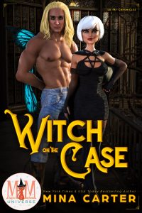 Book Cover: Witch on the Case
