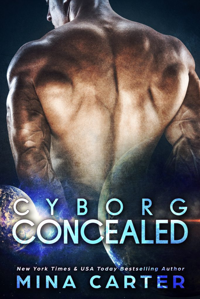 Book Cover: Cyborg Concealed