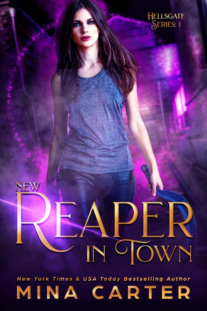 Book Cover: New Reaper in Town