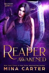 Book Cover: Reaper Awakened
