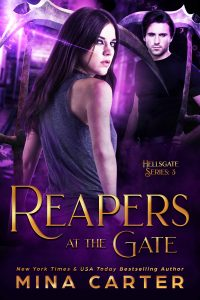 Book Cover: Reapers at the Gate