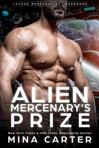 Book Cover: Alien Mercenary's Prize