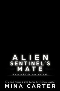 Book Cover: Alien Sentinel's Mate