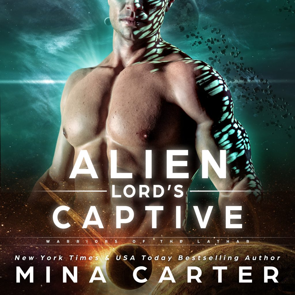 Book Cover: Alien Lord's Captive - Audio