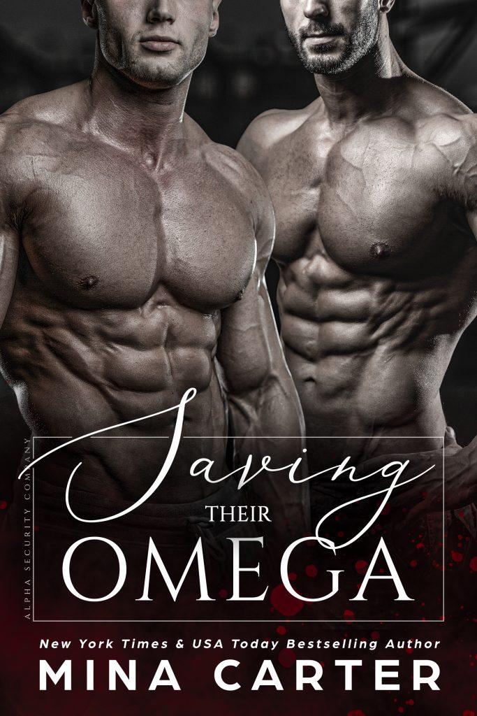 Book Cover: Saving Their Omega